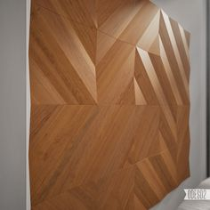 P3 wall panels by ODESD2 design bureau, via Behance