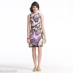NWT Kate Spade new york keiran printed tweed dress sz 0, $398.00