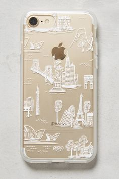 Slide View: 1: Rifle Paper Co. iPhone 7 Case