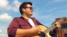 A Greer teen has become a web sensation for his acoustic cover of LMFAO's pop hit Sexy And I Know It.
