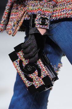 Chanel Fall 2013 - Details
