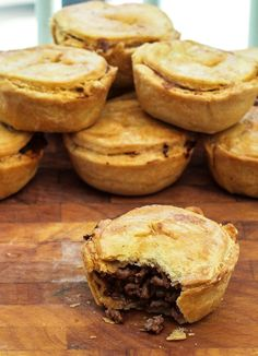 """Mrs. Lovett's meat pies, savoury and sweet pies."" I've had Jimi singing Sweeney Todd in my"