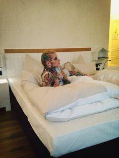#behind #behindthesenes with #Photographer #mariozach #inked #tattooed #model #tattoomodel @christine_zimmer #christinezimmer ❤️ #location #shooting #hotelwieslergraz #graz #austria #styria #inkedup #tattoo #inkedgirl #bunnyskull #bunnyskullfamily @bunnyskull @bunnyskullfamily #bunny  #goodtimes Inked Girls, Good Times, Toddler Bed, Graz Austria, Tattoo, Model, Bunny, Furniture, Home Decor
