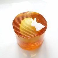 月がきれいな季節に 上生菓子・新春 和菓子 wagashi