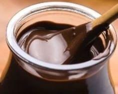 Sauce au chocolat Ingrédients