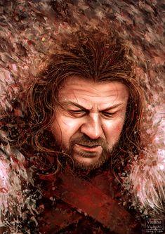 Eddard by VarshaVijayan on DeviantArt