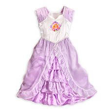 Rapunzel Nightgown for Girls