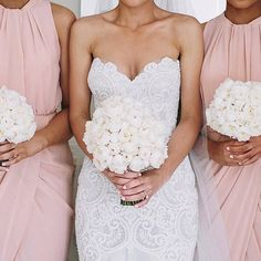 Beautiful Bridal Party | @steven_khalil @ambrosia_floral_designs @rodeo_show #brides_style