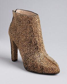 Juicy Couture Platform Booties - Lori High Heel | Bloomingdale's