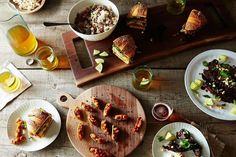 A Game Day Feast from the Food52 Test Kitchen on Food52