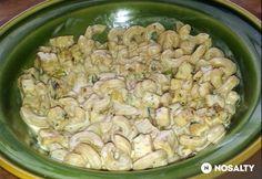 Fusilli, Bologna, Tofu, Pasta Salad, Potato Salad, Potatoes, Meat, Chicken, Ethnic Recipes