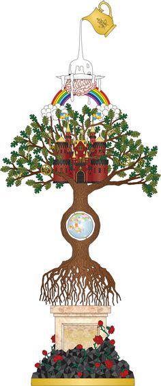 студия работа Faena форум дерево жизни скульптуры майами Designboom