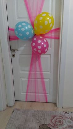 birthday party decorations 75505731242679159 - Ideas Baby Shower Ides Recuerdos Ribbons Source by Birthday Balloon Avalanche, Birthday Balloon Surprise, Birthday Balloons, Birthday Fun, Birthday Party Themes, Birthday Morning Surprise, Birthday Ideas, Balloon Door Surprise, Birthday Wishes
