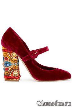 Где купить туфли дольче габано