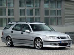 Verkauft Saab 9-5 Troll R Hirsch 2002
