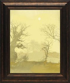 North American Art Misty IV Wholesale Framed Landscape Art Print