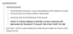 marauders tumblr funny - Google Search<---Would someone please explain how this is funny?
