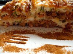 Lasagnes de courgettes rapides et délicieuses