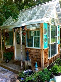 Garden Shed Plans - How to Build a Shed Planning To Build A Shed? Now You Can Build ANY Shed In A Weekend Even If Youve Zero Woodworking Experience! Start building amazing sheds the easier way with a collection of shed plans! Backyard Storage Sheds, Backyard Sheds, Storage Shed Plans, Diy Storage, Outdoor Garden Sheds, Storage Design, Small Storage, Garden Shed Diy, Diy Shed