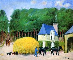 On the Road, Rassy Orne Kees Van Dongen