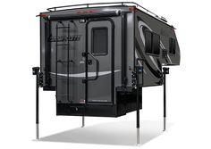 Livin' Lite CampLite Ultra Lightweight, All-Aluminum 6.8 Truck Camper Exterior
