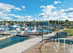 Charlevoix, Michigan... Where I was born. Such a beautiful place!!