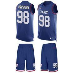 Mike Evans jersey Nike Giants  98 Damon Harrison Royal Blue Team Color  Men s Stitched NFL. Dez Bryant ... e0b6bb364