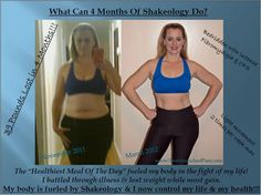 "What can 4 months of Shakeology do for you??? Despite battling through severe Fibromyalgia & Chronic Fatigue flares, I still LOST 39 pounds in 4 months! Yes, you CAN lose weight even if you are bedridden!!! Shakeology led me in my fight to beat my PAIN & today I am BOSS!!! Here's my REAL RESULTS from ""The Healthiest Meal of the Day!!!"" :)      Find out what Shakeology can do for YOU here!!! http://myshakeology.com/JaimeGrossman"