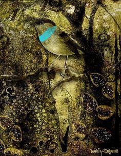Hidden Treasure by Citra Artist: Christy RePinec, LemonTrystDesigns©2014, Citra Solv art.