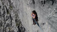 Liberty Mountain Climbing: Video: Nina Caprez and the Silbergeier