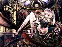 Anime - touhou Wallpaper