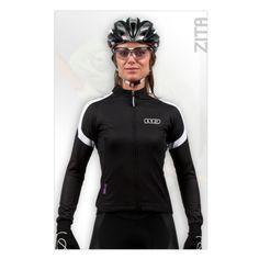 Moozes Zita Womens Long Sleeved Cycling Jersey