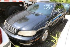 2000 Cadillac Catera, serial/VIN # W06VR54RYR008556, mileage/hours 81269.