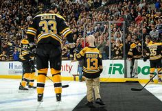 Boston Bruins @NHLBruins  Bruins to honor friend Sam Berns tonight with moment of silence: