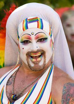 Seattle Pride Parade , Sisters of Perpetual Indulgence