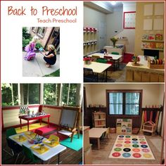 Back to Preschool by Teach Preschool