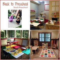 Back to Preschool by Teach Preschool