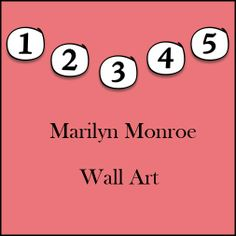 The top five in the category of Marilyn Monroe Wall Art. Marilyn Monroe Wall Art, Fashion News, To My Daughter, Swimming, Shoes, Women, Top, Clothes, Swim