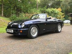 eBay: 1995 MG RV8 OXFORD BLUE Oxford Blue, Car Sales, Club, Ebay, Classic, Board, Derby, Classic Books, Planks