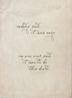The Scientist ~ Coldplay favorite song of all time. Tattoo?