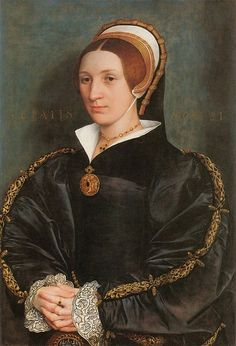 Hans Holbein the Younger | Portrait of Catherine Howard, ca.1541