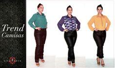 Estampadas ou lisas as camisas são a sensação deste Inverno 2013. Veja os lançamentos da Kiss Flower para essa semana!