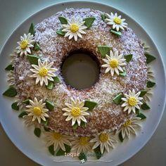 Como fazer margaridas (flores) para decorar um bolo (fondant, pasta americana)