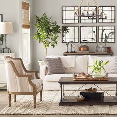 Because your living room deserves a new #JossFind! Discover our favorite furniture and décor at the link in our profile.