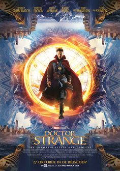 Doctor Strange, Pathé de Kuip, Rotterdam, 29 oktober 2016