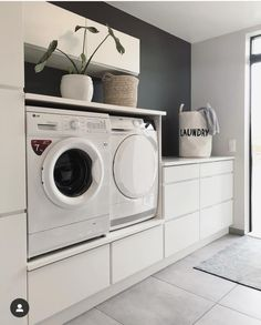 Room Design, Home Goods, Interior, Laundry Room Design, Room Goals, Laundry, Interior Inspo, Nordic Living, Utility Room Designs