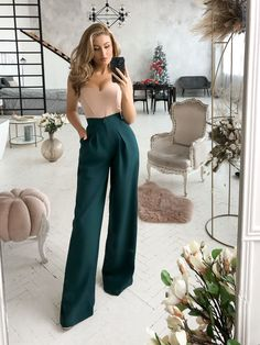 Cute Casual Outfits, Stylish Outfits, Fashion Outfits, Womens Fashion, Classy Chic Outfits, Sophisticated Outfits, Look Boho Chic, Looks Chic, Business Outfits