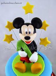 Risultati immagini per torte compleanno pasta di zucchero a piani