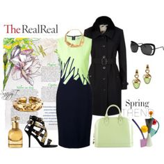 Spring Trends With The RealReal: Contest Entry