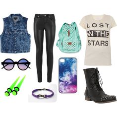 """""""space"""" by nohamcmelleinad on Polyvore"""